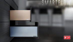 SAMET Smart Flow çekmece sistemleriyle tasarım ve fonksiyonu buluşturuyor