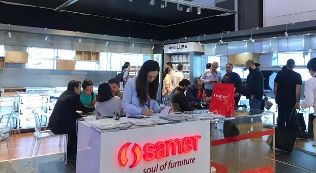 SAMET'in İnovasyon Dünyası Çin'e damgasını vurdu