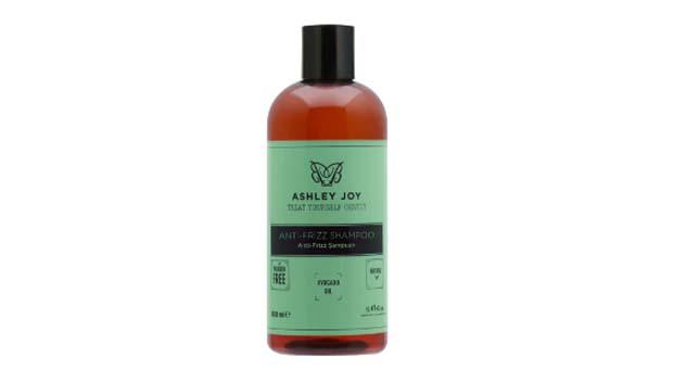 İpek gibi saçların sırrı Ashley Joy 'Antifrizz Şampuan'