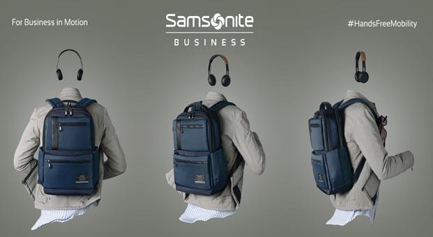 Samsonite Openroad Serisi ile tarzını konuştur