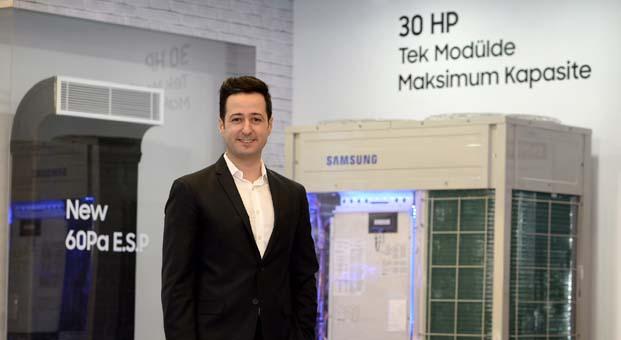 Samsung'un İklimlendirme ÇözümleriISK-SODEX 2018 İstanbul Fuarı'nın yıldızı oldu
