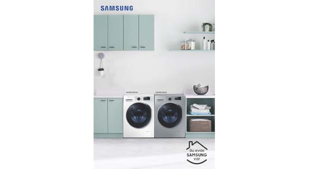 Samsung AddWash Çamaşır Makinelerinde dev indirim