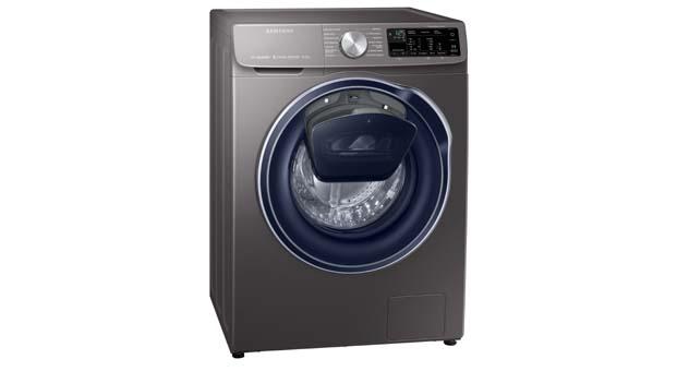 Samsung'un 10 kg yıkama kapasiteli yeni çamaşır makineleri Türkiye'de