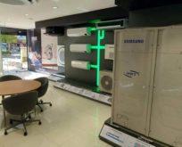 Samsung'un Türkiye'deki ilk klima mağazası yeni konseptiyle İzmir'de açıldı