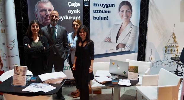 SanalUzman, Business & Tech Week'e katıldı