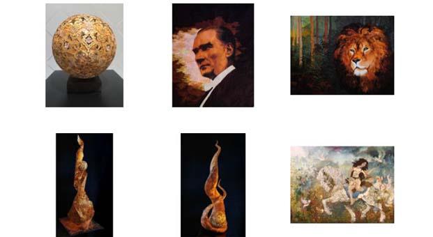 Galeries Lafayette, Ahad Saadi eserleri ile sanata kucak açıyor