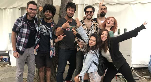 Vodafone Freezone'lular Sziget'te Türk sanatçılarla buluştu