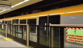 Üsküdar Sancaktepe Metro hattı 4 gün kapalı