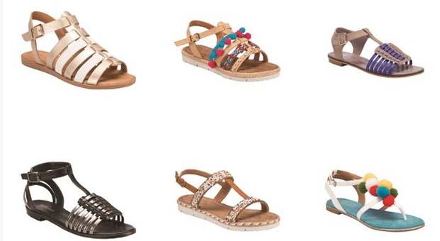 Sandaletlerde Butigo etkisi