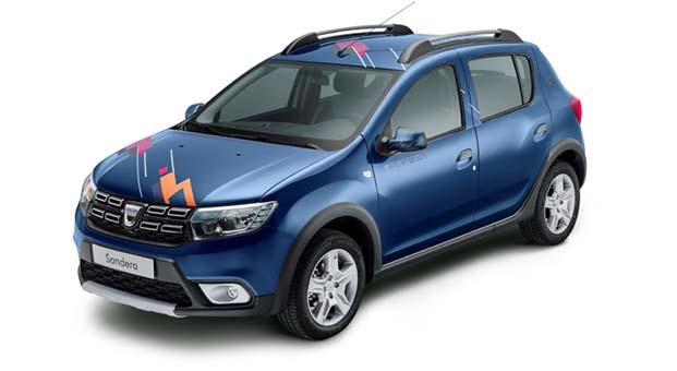 Dacia Paris Otomobil Fuarı'nda yeni motorunu lanse ediyor
