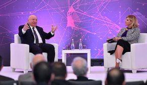 Sani Şener:Küreselleşme kültür transferini sağlamıyor ama Türk olmak bunu mümkün kılıyor