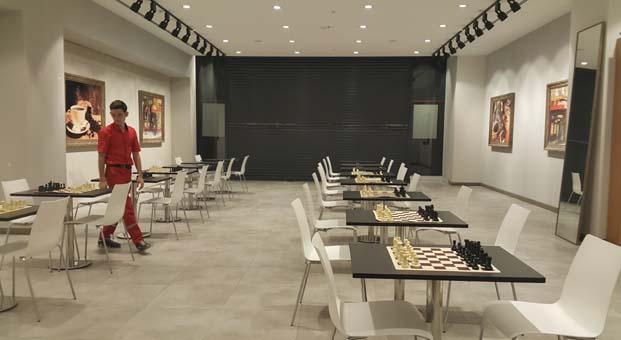 Axis İstanbul AVM'de Satranç Kulübü açıldı