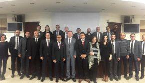 Schneider Electric uzmanları, Teknik Paylaşım Günü'nde TOKİ ile buluştu