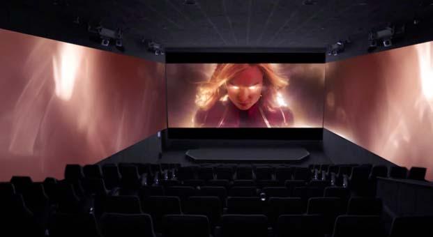 Captain Marvel'ı ScreenX farkıyla Cinemaximum'da izleyin