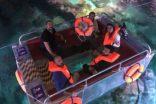SEA LIFE'tan ziyaretçilerine yine bir 'İLK': Okyanusu tekne ile keşfetmek artık mümkün