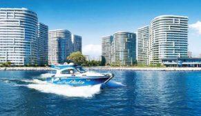 SeaPearl Ataköy'ün metrekaresi 8 bin dolardan başlıyor