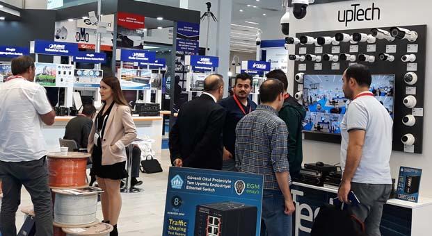 Güvenlik endüstrisi SecuriTex Eurasia 2019'da buluşuyor