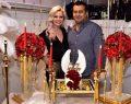 Sanatçı Seda Üren'e doğum günü sürprizi