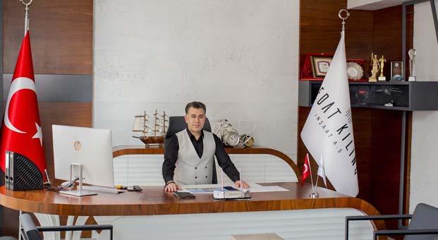 Sedat Kılınç kendi projelerini üretecek