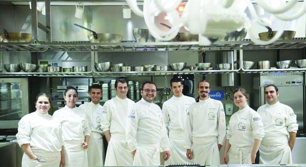 Chef's Table Mutfak Akademisi, Türkiye'nin İlk Açık Hava Gurme Lezzetler Festivali'nde