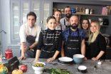 Cosentino muhteşem yemekleriyle ünlü şefleri buluşturdu