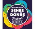 Tepe Nautilus'ta Şehre Dönüş Festivali