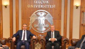 Bien Seramik kurucusu Nurullah Ercan Konya'da 5 katlı öğrenci yurdu yaptırıyor