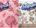 Selpak Collection Peçete sofralara tarz katıyor