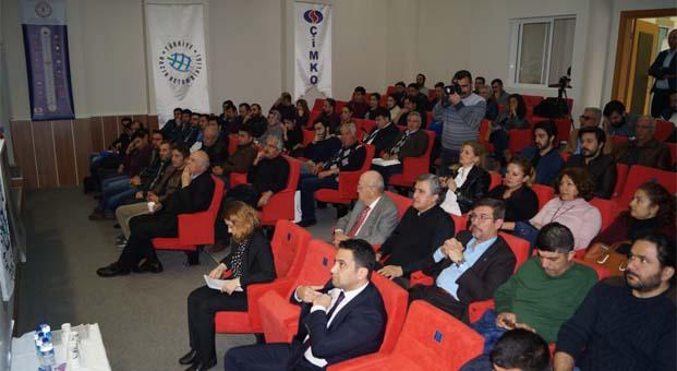 Türkiye Hazır Beton Birliği'den Mersin'de beton semineri