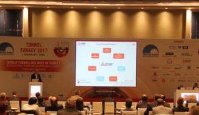 Mitsubishi Electric Marmaray'daki çözümlerini Tünelcilik Sempozyumu'nda anlattı