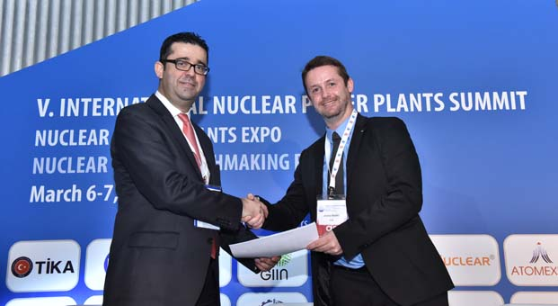 Adanalı KSG Makina ile Belçikalı ALM arasında dev nükleer iş birliği