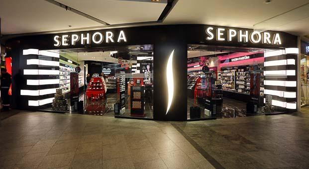 Sephora mağazalarından SMG müzikleri yükseliyor