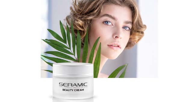 Seramic Beauty Cream ile ciltte seramik etkisi