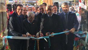 Seramiksan'ın yeni bayisi Uygun Yapı açıldı