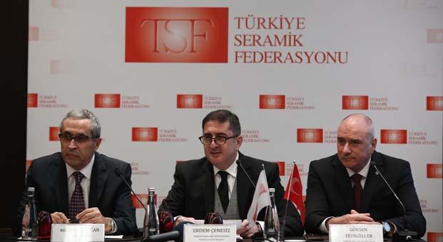 """Seramik FederasyonuTürkiye'de bir ilke imza atarak""""Türkiye İhracat Katkı Endeksi""""ni hazırladı"""