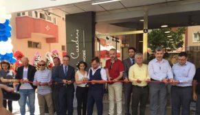 Seramiksan'ın yeni showroomu Batı Mühendislik açıldı