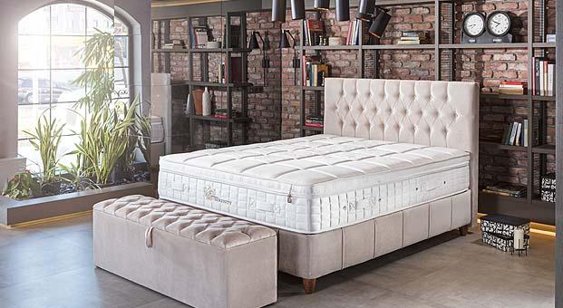 İDAŞ Serenity yatak teknolojik konfor sunuyor