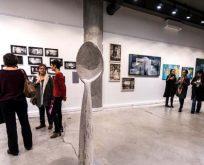 'Derin Uykusuzluk' Sergisi UNIQ Gallery'de açıldı