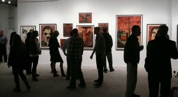 Devrim Erbil Eserleriyle İstanbul Art Show'da