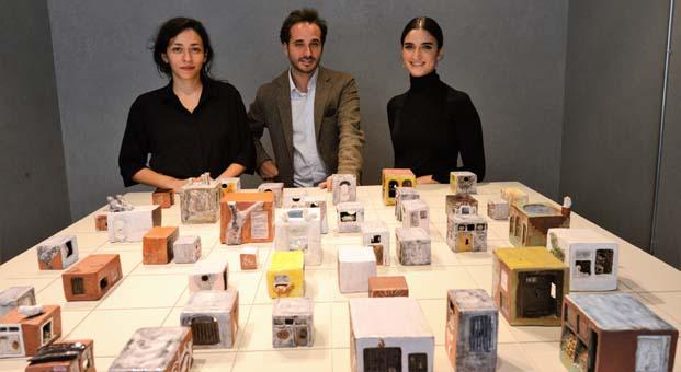 Füreya Koral'ın en kapsamlı retrospektif sergisi açıldı
