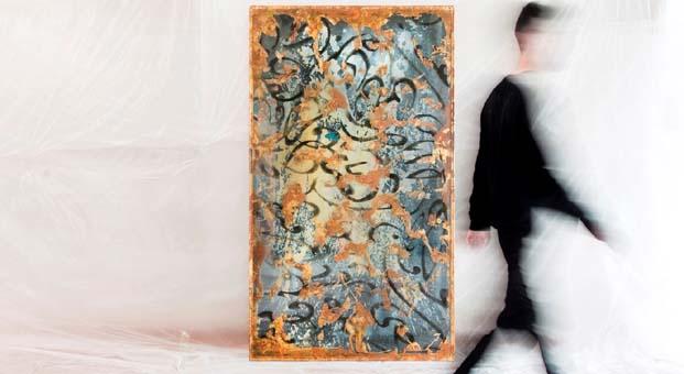 Sami Savatlı 'Katmanlı Rastlantılar Sergisi' ile sanatseverlerle buluşacak