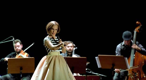 Sertab Erener'denBodrum Konseri