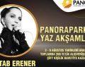 Türk Pop müziğin güçlü sesi Sertab Erener Panora AVM'de