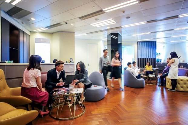 Servcorp, Avustralya'nın birinci, dünyanın ikinci en büyük esnek ofis sağlayıcısı