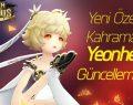 Mobil RPG Seven Knights'a yeni özel kahraman Yeonhee geldi