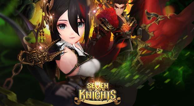 Seven Knights kahramanları Lu Bu ve Kyrielle tamamen yenileniyor