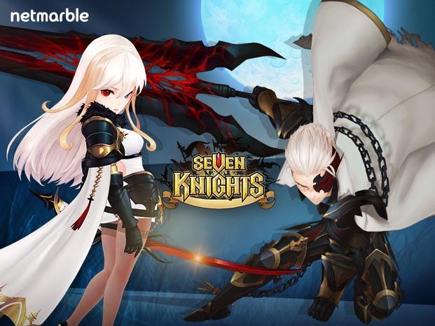 RPG Seven Knights'a Shane ve Sieg karakterleri geliyor