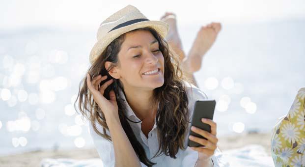 Tüketicilerin üçte biri seyahatlerini akıllı telefonundan planlıyor