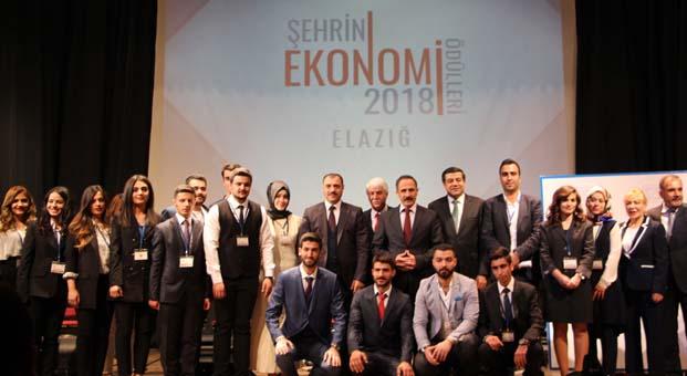 Seza Çimento'ya 'En Büyük Yatırım' ödülü