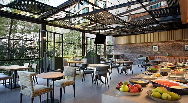 Yeni buluşma noktası: Sheraton Istanbul City Center